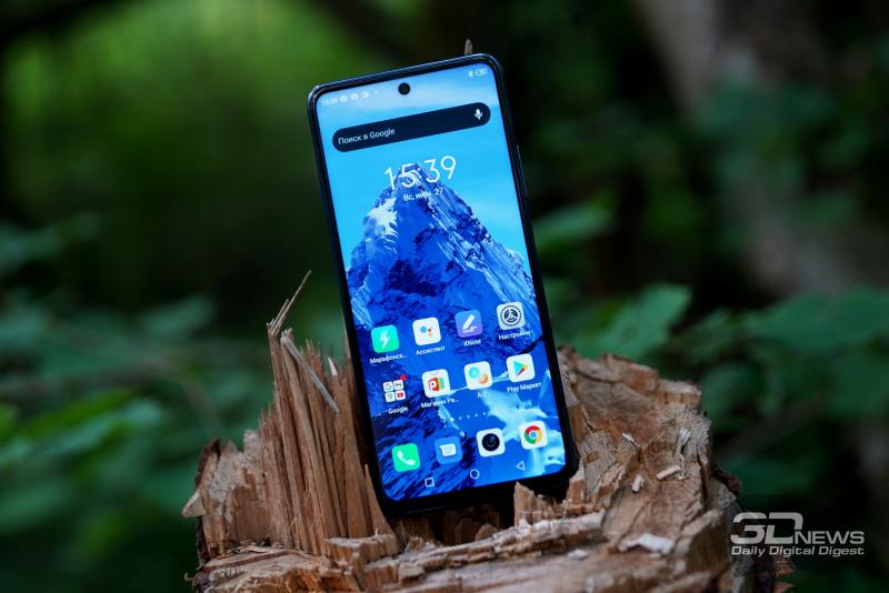 Обзор смартфона Infinix Note 10 Pro: уже не просто большой
