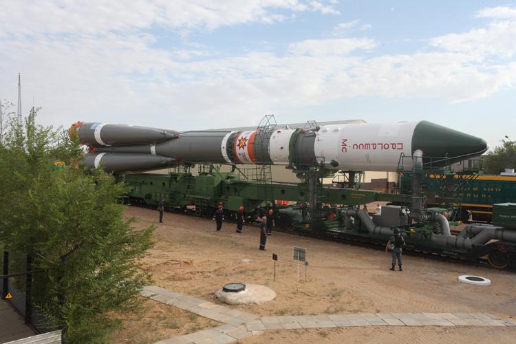 Грузовой корабль «Прогресс МС-172» доставил на МКС оборудование для съемок фильма «Вызов»
