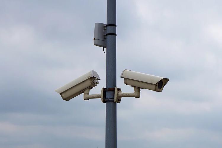 Россия вышла на второе место в мире по темпам роста числа камер наблюдения