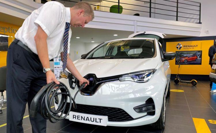 Renault снизит стоимость тяговых батарей до  за кВт‧ч для рывка на рынке электромобилей