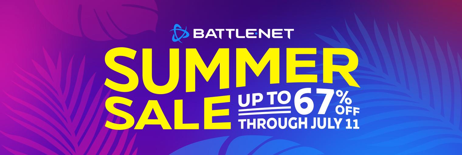 Скидки на Call of Duty, Diablo и World of Warcraft до 67 %: в Battle.net стартовала летняя распродажа