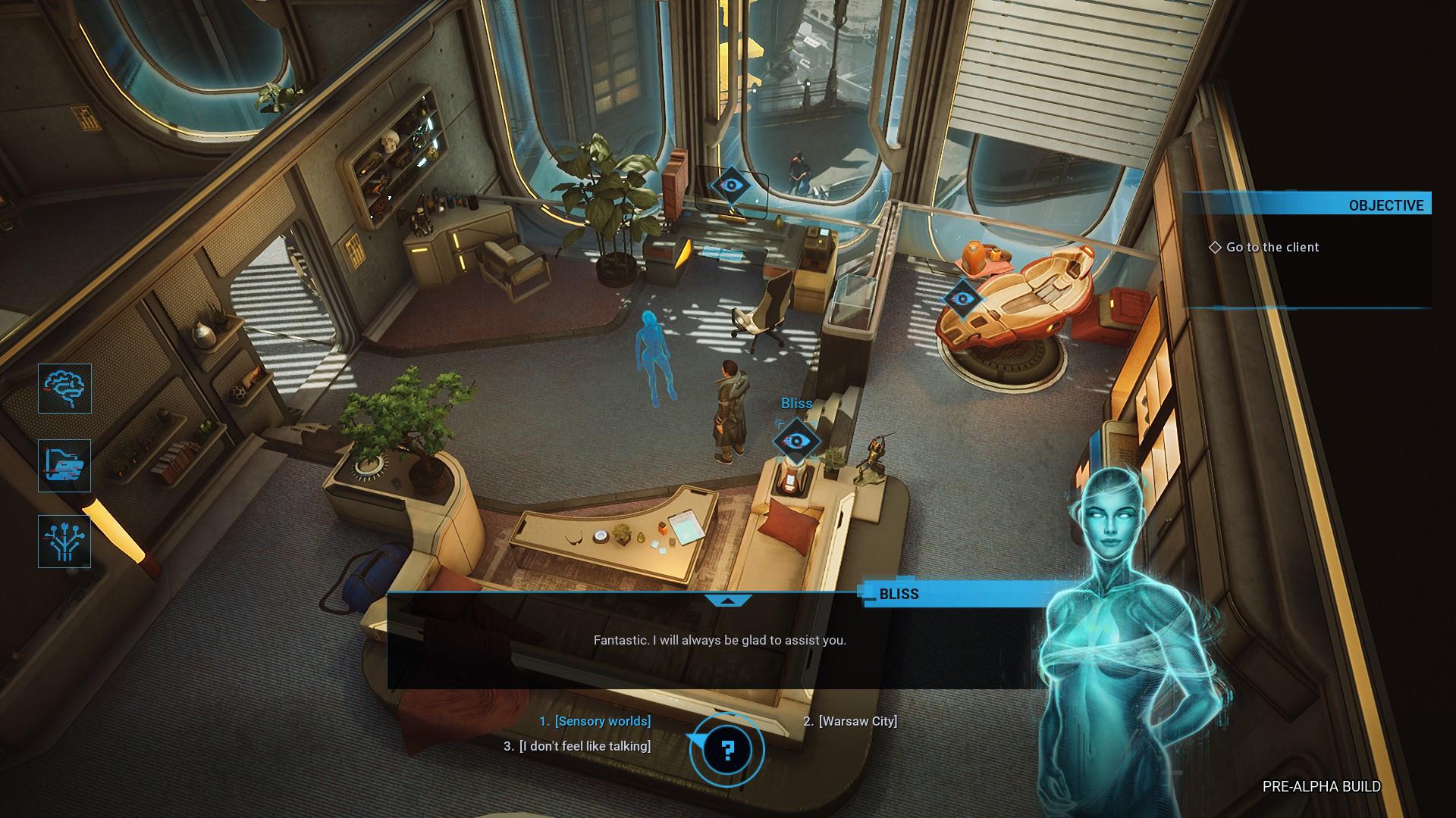 Видео: факторы, влияющие на развитие сюжета, в трейлере киберпанковой RPG Gamedec