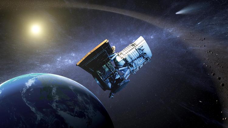 Здесь и ниже изображения NASA