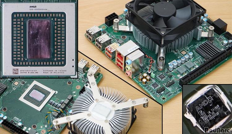 Платформа AMD 4700S протестирована: процессор от PS5 и 14 ГГц GDDR6 с потреблением выше, чем у Core i7-11700