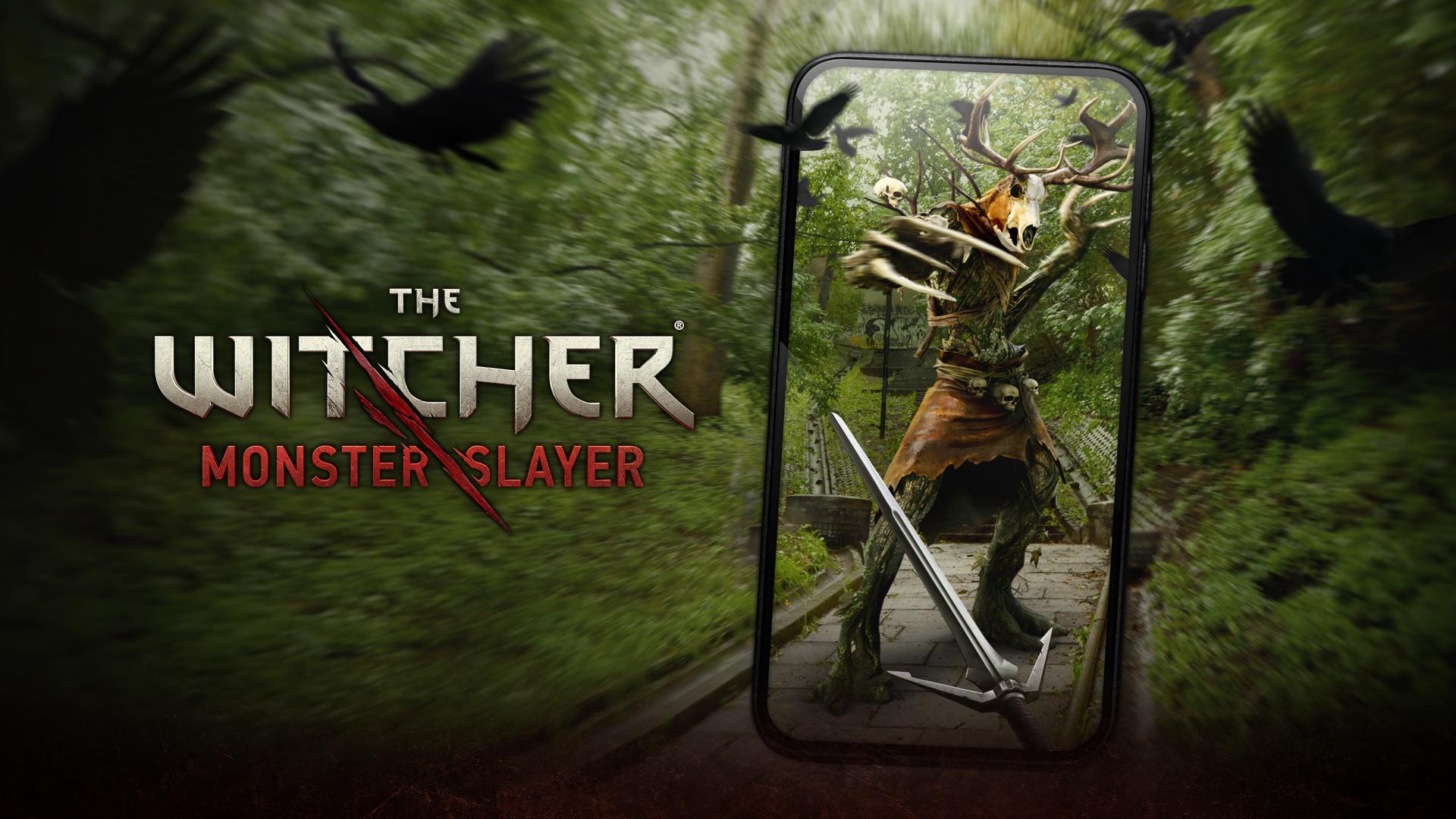 Мобильная AR-игра The Witcher: Monster Slayer выйдет 21 июля