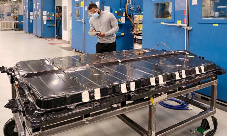 Универсальный батарейный блок General Motors. Источник изображения: General Motors
