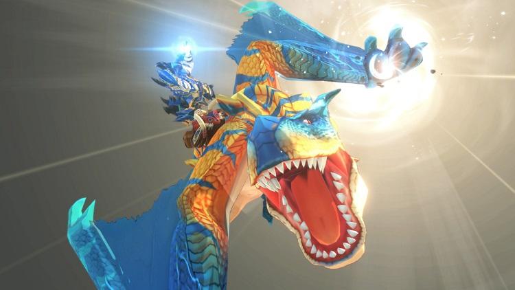 Capcom показала премьерный трейлер Monster Hunter Stories 2: Wings of Ruin и огласила планы на пострелизную поддержку игры