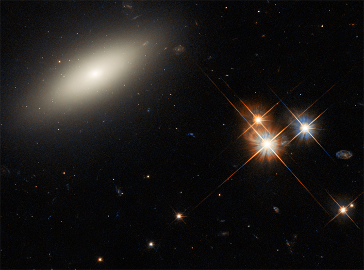 Здесь и выше фотографии NASA/ESA Hubble Space Telescope