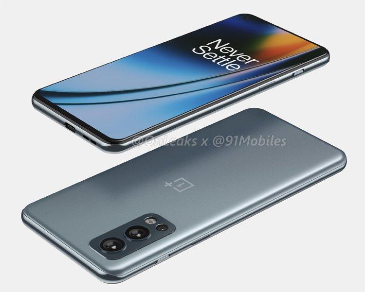 OnePlus представит смартфон среднего уровня Nord 2 на мощном чипе MediaTek до конца июля