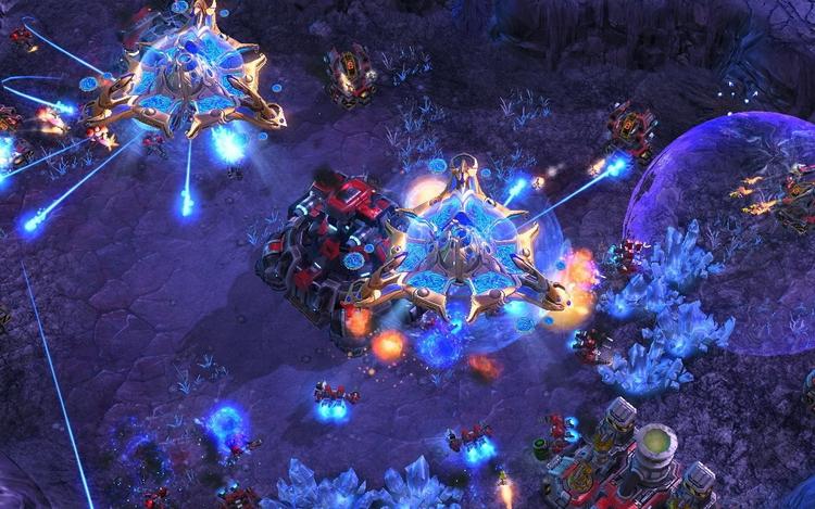 StarCraft II. Источник: Blizzard Entertainment