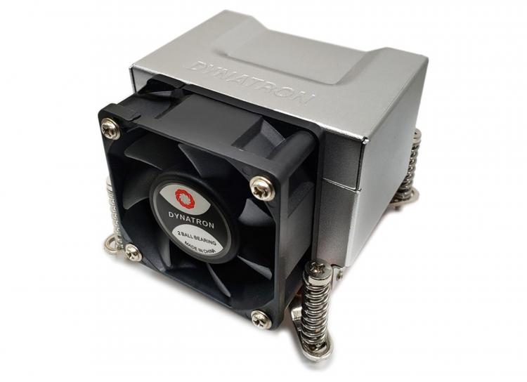 Dynatron представила кулеры для рабочих станций на чипах Intel Alder Lake-S