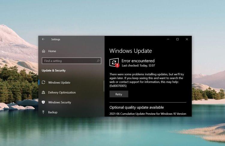 """Microsoft выпустит обновление Windows 10 21H2 с новыми функциями, несмотря на запуск Windows 11"""""""