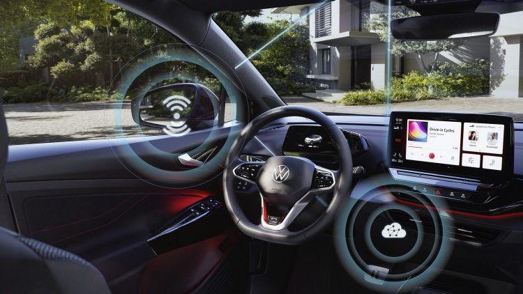 Volkswagen пообещал обновлять софт своих электромобилей по воздуху каждые 12 недель