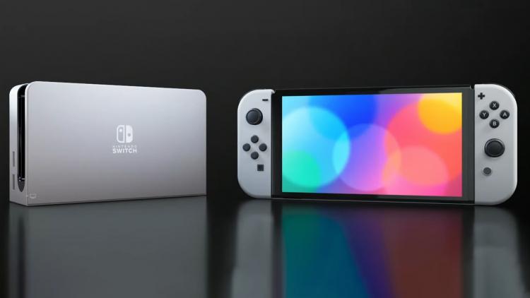 Nintendo представила обновлённую Switch — увеличенный дисплей OLED, вдвое больше памяти и цена 30 500 рублей