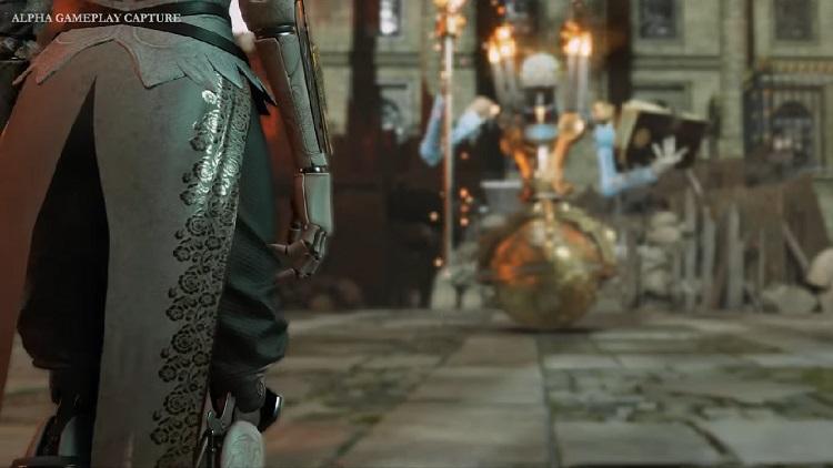 Видео: первые кадры игрового процесса и сроки выхода в новом трейлере ролевого экшена Steelrising