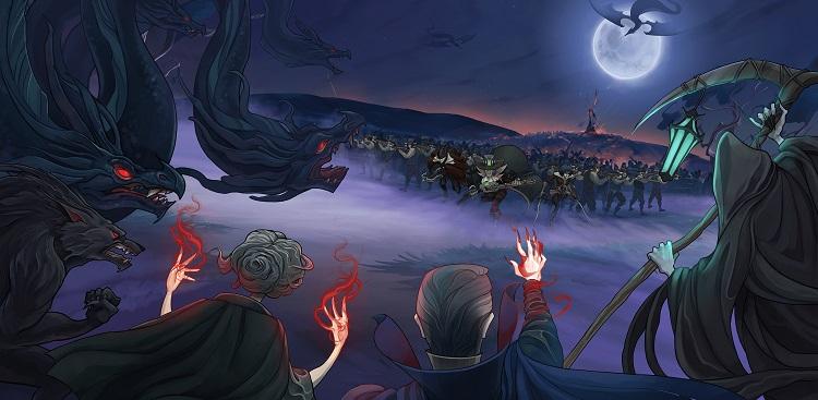 Дьявольский роглайк Rogue Lords дебютирует на ПК уже 30 сентября, а до консолей доберётся в следующем году
