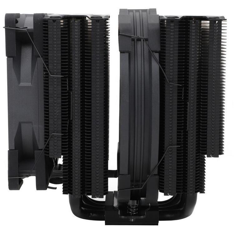 Thermalright представила чёрный суперкулер Frost Spirit 140 BLACK V3