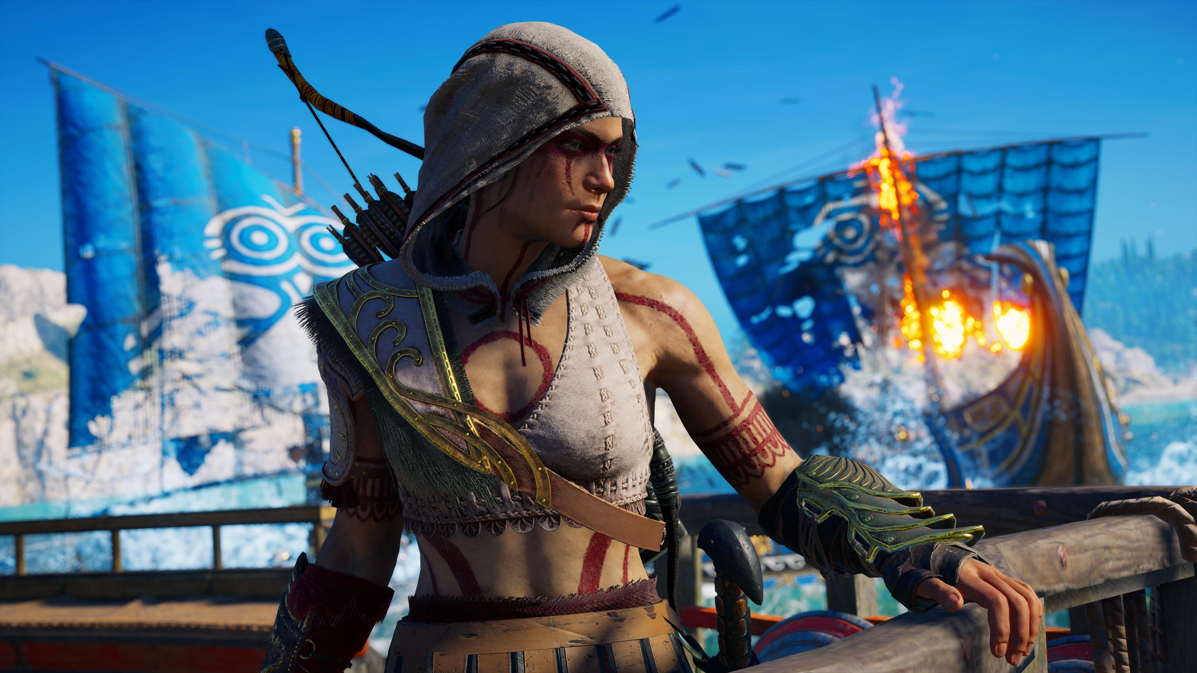 Новая Assassins Creed станет игрой-сервисом в духе Fortnite и GTA Online