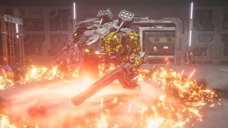 Изометрический боевик Blackwind позволит почувствовать себя подростком в экспериментальной силовой броне