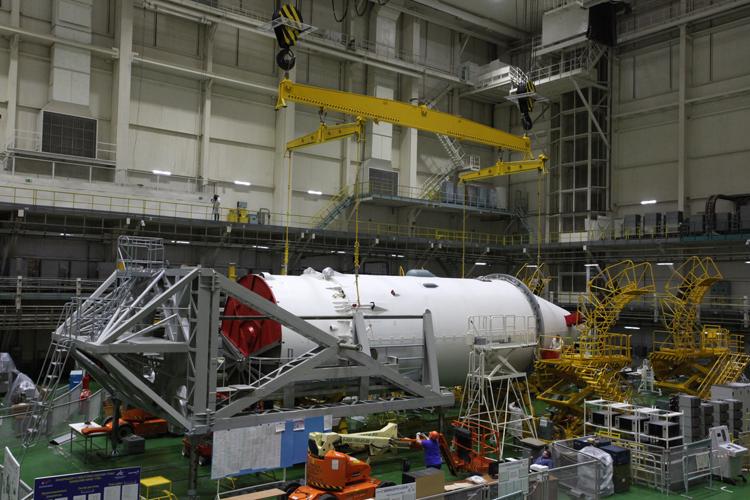 Запуск модуля-долгостроя «Наука» к МКС снова отложен, но теперь ненадолго1
