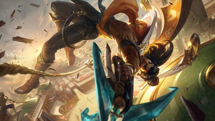 Источник изображений: League of Legends