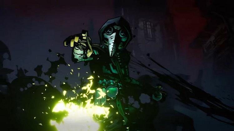 Галерея: гротескные монстры и бравые герои на новых скриншотах Darkest Dungeon II