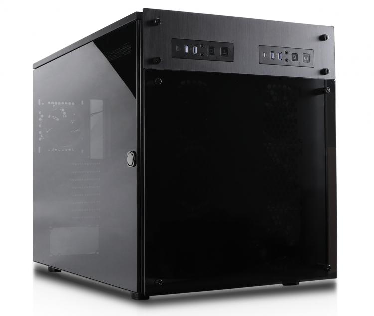 Nanoxia представила огромный корпус под две мощные системы на материнских платах E-ATX