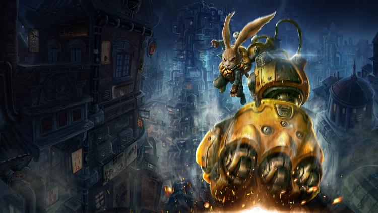 Дизельпанковая метроидвания F.I.S.T.: Forged In Shadow Torch получила точную дату релиза на PS4 и PS5