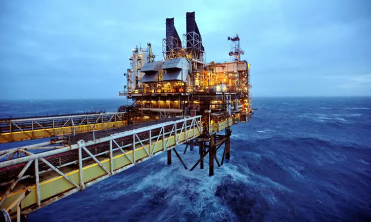 Морская нефтяная платформа BP. Источник изображения: Reuters