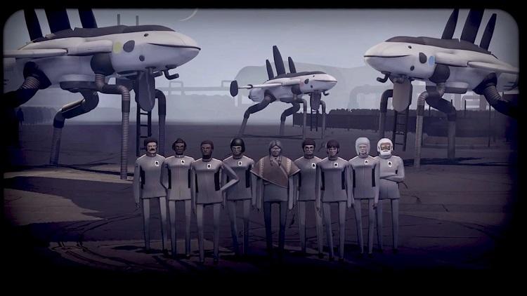 Видео: исследование таинственной планеты в геймплейном трейлере Jett: The Far Shore