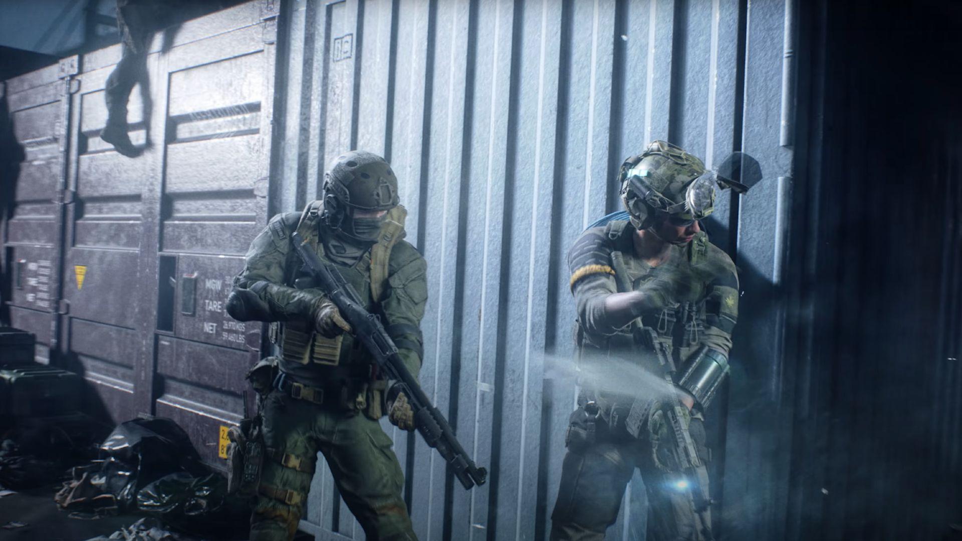 В Battlefield 2042 действительно появятся карты из предыдущих частей серии
