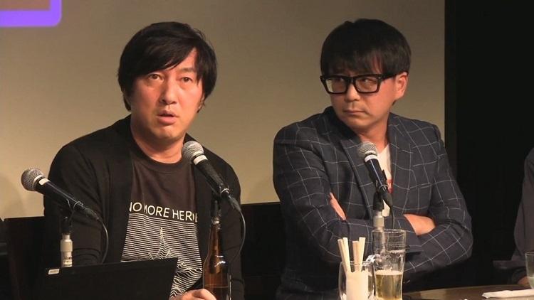 Суда и Суэхиро в октябре 2019 года (источник изображения: IGN Japan)