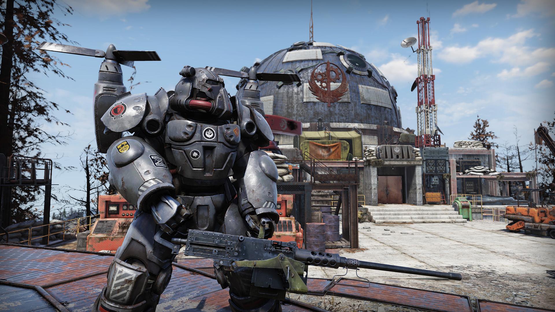 Теперь это сюжетоориентированная игра: разработчики просят пользователей дать Fallout 76 второй шанс