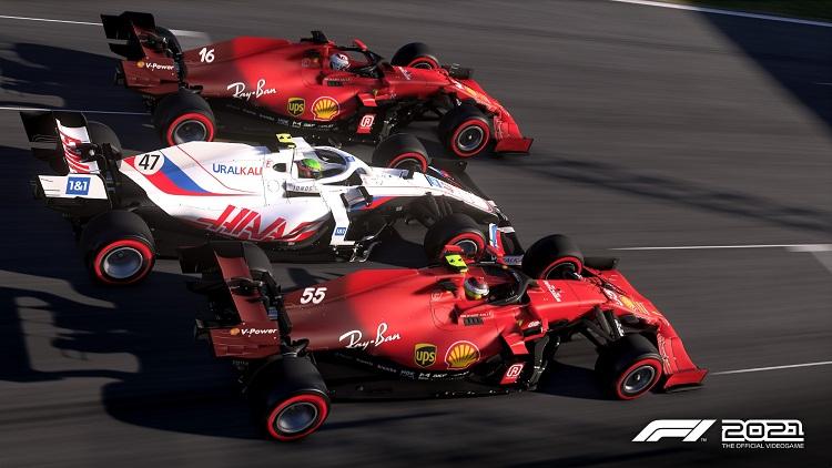 Для автогоночного симулятора F1 2021 выпустили релизный трейлер — игра выходит через неделю