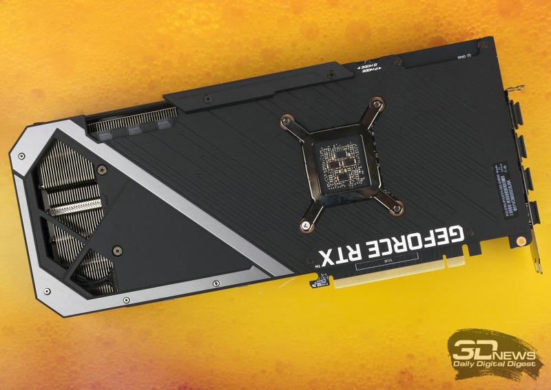 Обзор видеокарты ASUS ROG STRIX GeForce RTX 3070 Ti OC: предвестник лучших времен
