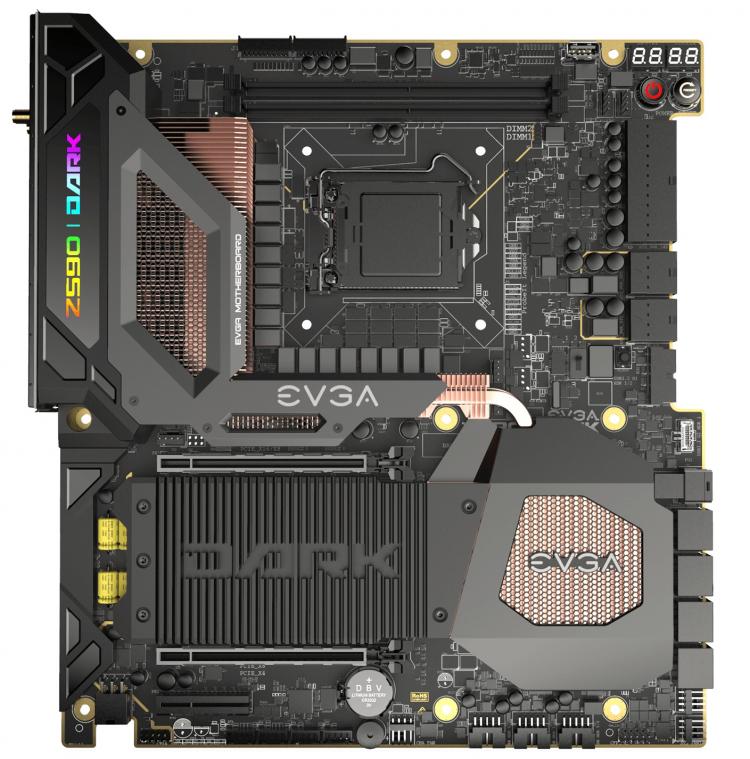 EVGA (Intel) Z590 Dark