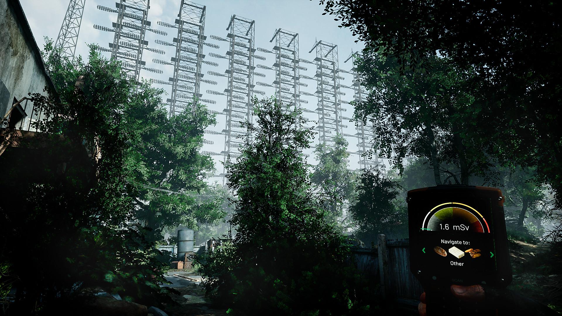 Видео: радиолокационная станция Дуга и её окрестности в трейлере Chernobylite