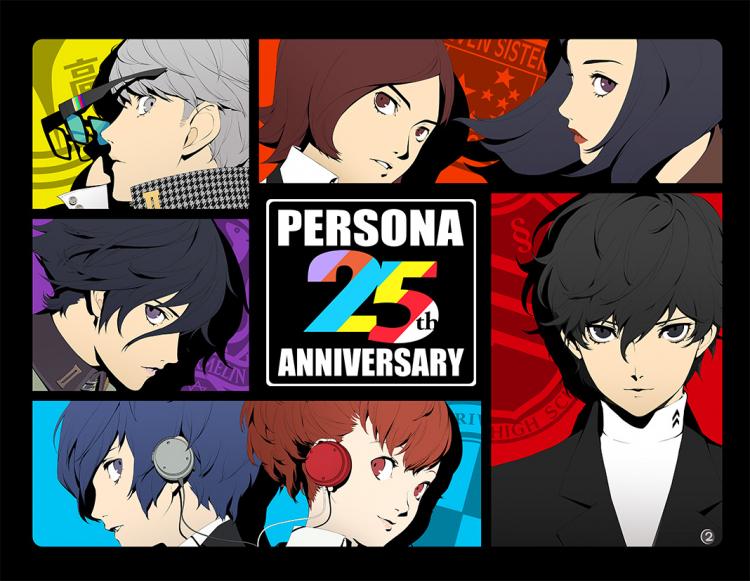 Atlus отметит 25-летие серии Persona семью анонсами на протяжении года, начиная с сентября