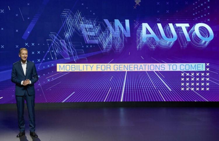 Volkswagen пообещала выпустить полный автопилот после 2025 года. Тогда же выйдет единая ОС для всех марок компании