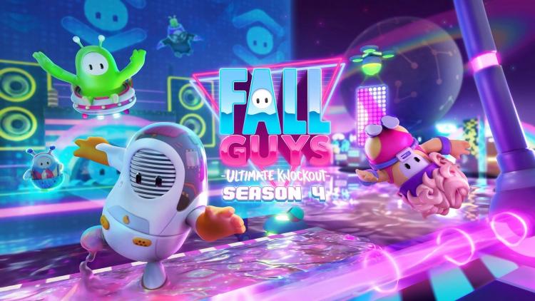 Следующий сезон Fall Guys: Ultimate Knockout отправит игроков в джунгли