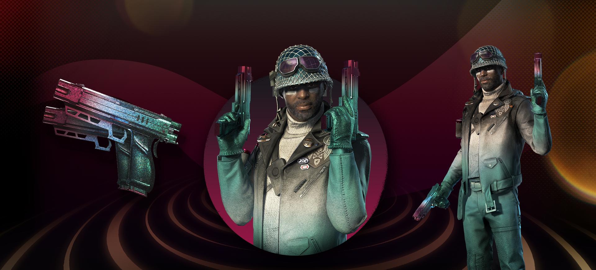 Игроки могут бесплатно получить уникальные предметы в Deathloop за присоединение к программе Arkane Outsiders