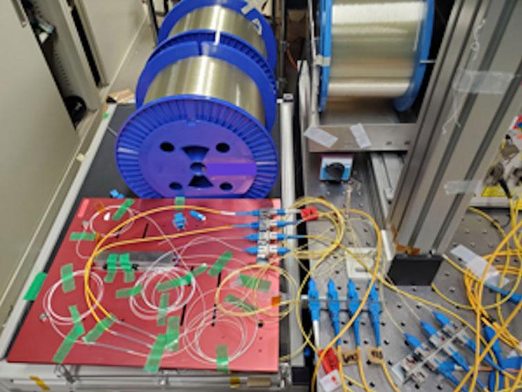 Оборудование NIST. Источник изображения: NIST