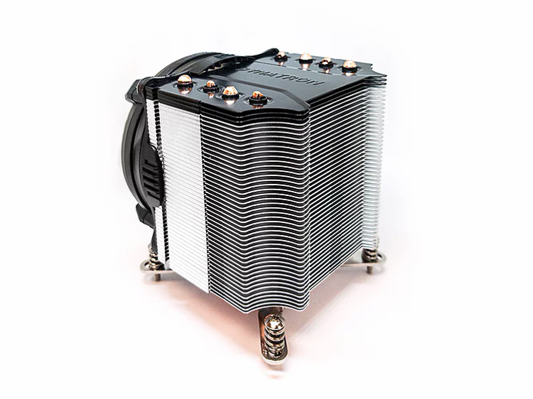 Dynatron раскрыла подробности о кулере Q6 для чипов Intel Alder-Lake-S