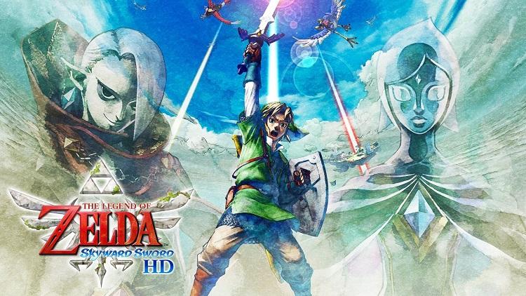 Ремастер The Legend of Zelda: Skyward Sword получил релизный трейлер и преимущественно положительные оценки