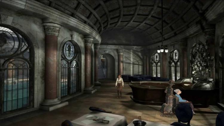 Syberia, источник изображения: Gameranx