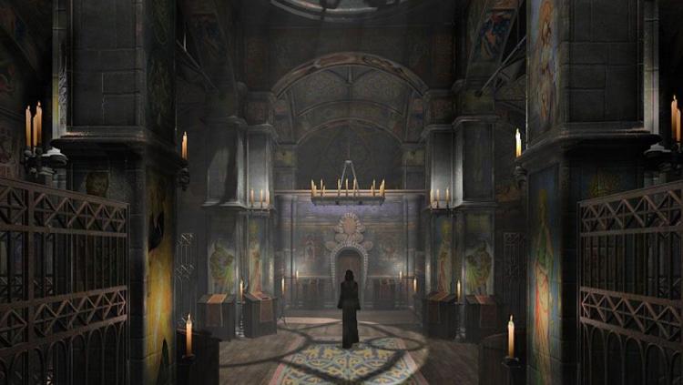 Syberia II, источник изображения: Origin