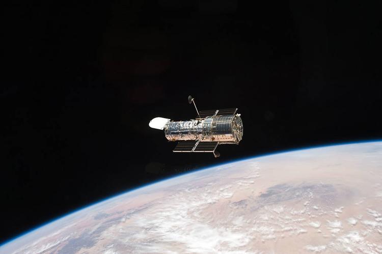 Установлена возможная причина, из-за которой «Хаббл» уже месяц не работает1