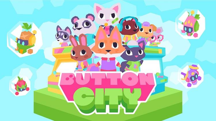 Антропоморфное приключение Button City выйдет 10 августа
