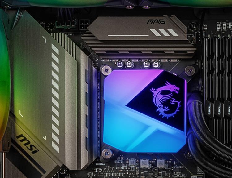 MSI представила системы жидкостного охлаждения MAG CoreLiquid C с поддержкой будущих чипов Intel Alder Lake