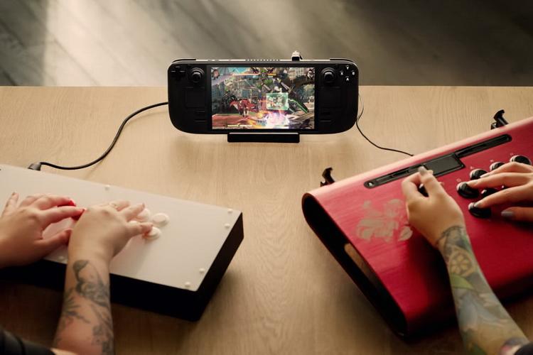 Valve представила Steam Deck — конкурента Nintendo Switch на базе AMD Zen 2 и RDNA 23